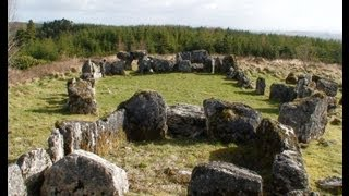 Ancient sites # 3 - THE GIANTS GRAVE, Deerpark Court Cairn Tomb, Sligo, Ireland