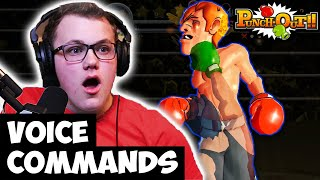 Can You Beat Glass Joe Using ONLY Your Voice? Punch Out!! Wii