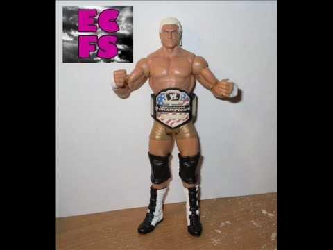ECFS - Custom Made Wrestling Figure Belts