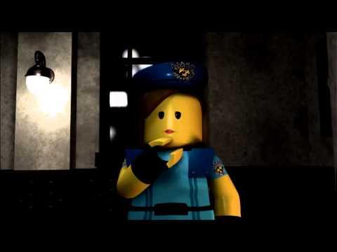 RESIDENT EVIL LEGO