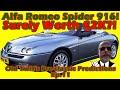 Alfa Romeo Spider 👉 Worth £2k Of Your Money?