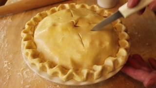 Food Wishes Recipes - How to Make Pie Dough - Pie Crust Recipe thumbnail