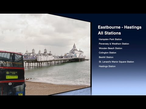 eastbourne - hastings all stations