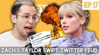 Zach's Taylor Swift Twitter Feud - The TryPod Ep. 17