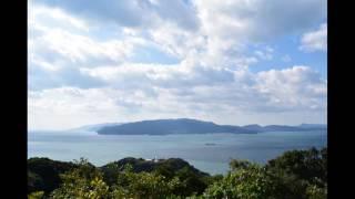 【タイムラプス】20161103友ヶ島灯台(和歌山県)