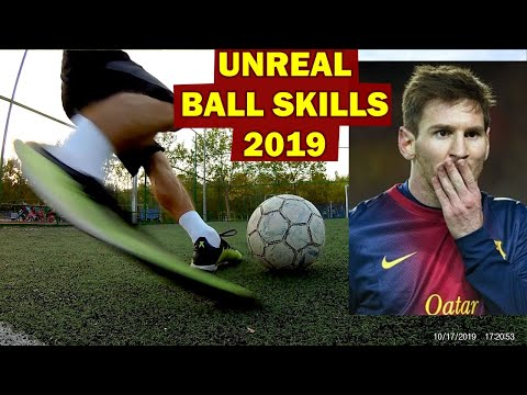 Better than MESSI and Van Dijk BEST OF 2019 Football Freestyle Tennis and Basketball