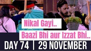 Download Video Bigg Boss 12 |  Day 74 Live | Sreesanth drags Miss India in Bigg Boss | 29th November 2018 MP3 3GP MP4