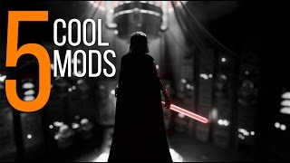 5 Cool Mods - Episode 10 - Fallout 4 Mods (PC/Xbox One)