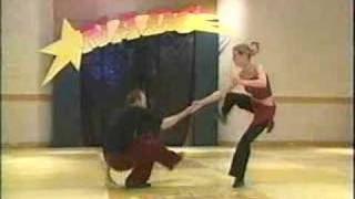 Repeat youtube video Kevin and Carla NADC 2003