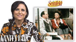 Julia Louis-Dreyfus Breaks Down Her Career, from Seinfeld to Veep | Vanity Fair