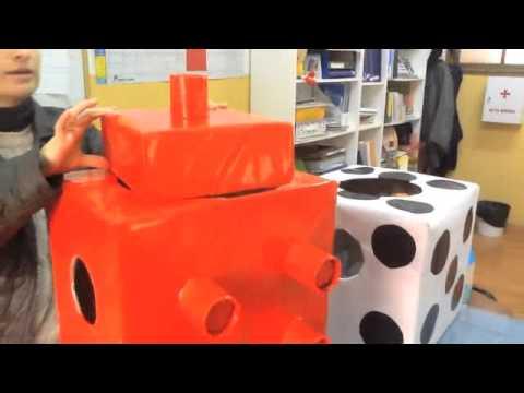 ab16be56 Navidad 2013 - Disfraces . Piezas de LEGO - YouTube