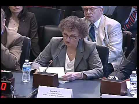 NWMA Executive Director Testifies at Subcommittee on Energy & Mineral Resources Oversight hearing