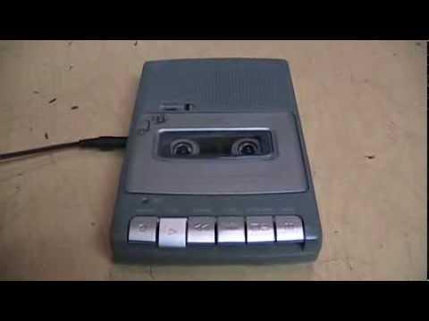 Детальный обзор кассетного магнитофона Pioneer голубая серия - YouTube