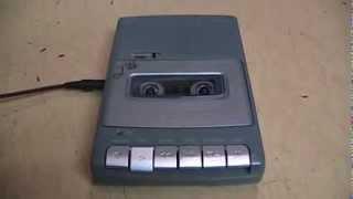 RCA RP3503 / RP3504 last new cassette recorder