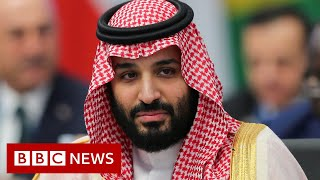 The Superpower and the Saudis - BBC News