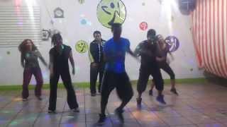 Lalo Roman- Mentirosa- Zumba Fitness