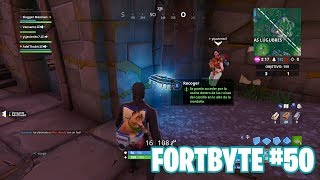 Fortnite Battle Royale ? Défis Fortbyte Comment obtenir le Fortbyte #50