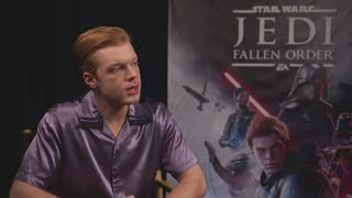 Cameron Monaghan feels the Force