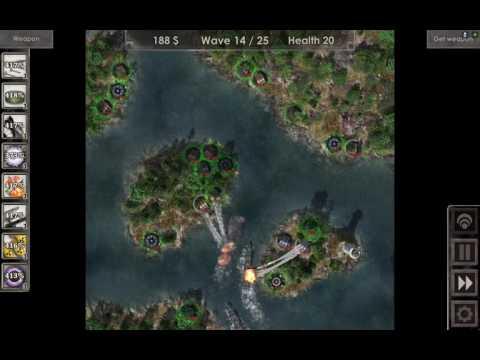 Defense Zone 3 HD mission 12 normal