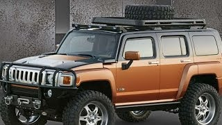 #285. Hummer h3 rugged 2005 (Prototype Car)