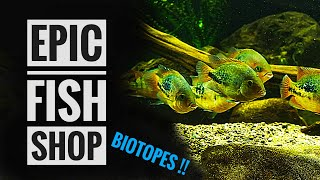 The BEST BIOTOPE specialist SHOP -  Panta Rhei