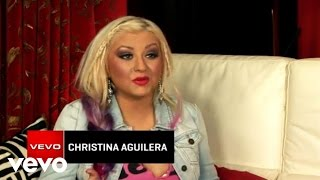 Christina Aguilera - VEVO News Interview