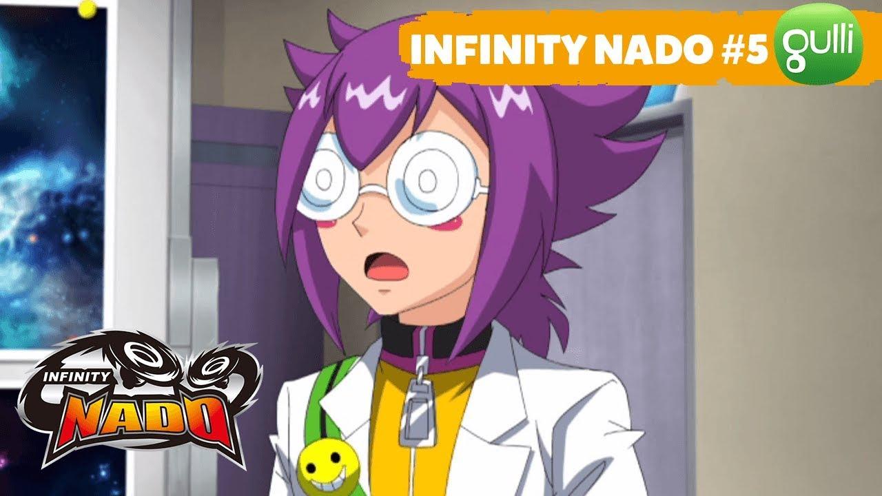 Download INFINITY NADO : Hellish Ghost ! - Série Gulli ! #5
