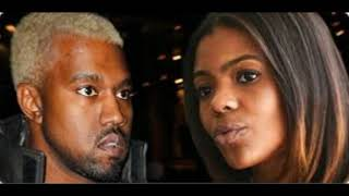 Kanye West shocks the world with his love for Trump and Candace Owens