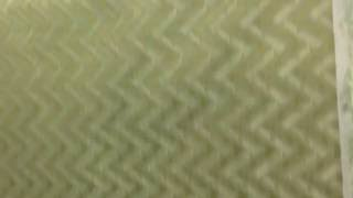 """Sage Golden Green Chevron Damask Upholstery Drapery Fabric By The Yard 54""""W"""
