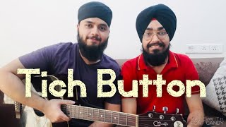 Tich Button - Kulwinder Billa | Wamiqa Gabbi | Cover (Live) | Musical Singhs