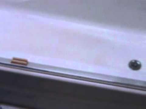 Reglaze Fiberglass Tub Shower unit Part 1 - YouTube