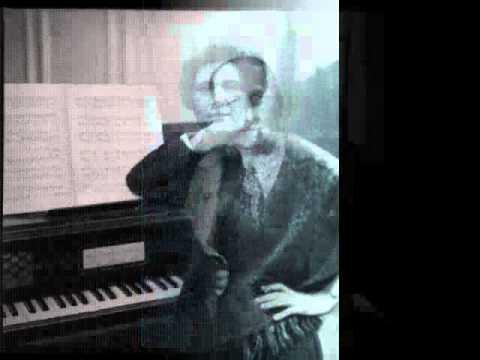 Adila Fachiri & Ivor Newton - Brahms Hungarian Dance No.2 in d minor.