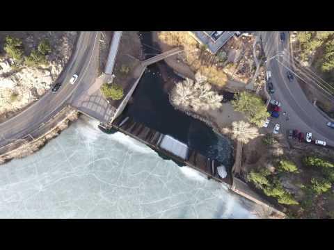 Evergreen Colorado Lake Drone Footage