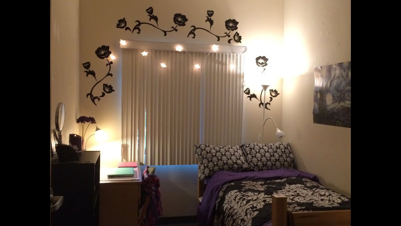 Decorating Ideas For A Dorm Room~My Daughter's Room In