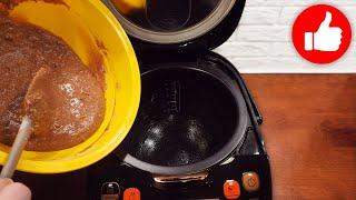 Вкуснее любой выпечки Просто ОБЪЕДЕНИЕ за копейки Кекс с орехами в мультиварке