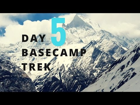 Annapurna Diaries | EP5| NEPAL Travel Vlogs