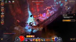 Nvidia Geforce GTX Titan X - Diablo 3 Gameplay - 4k Resolution - HispaZone.com