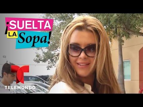 Suelta La Sopa  Madre de Alicia Machado reacciona a debate de Hillary Clinton  Entretenimiento