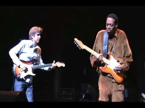 Eric Johnson and Eric Gales Waterfall