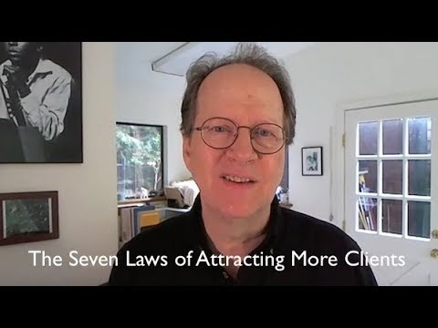7 Laws of Attracting Clients