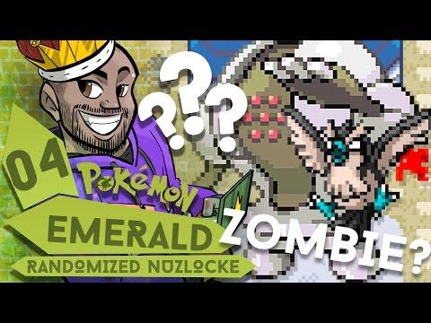"""EVERYTHING HAS WONDER GUARD??"" Pokémon Emerald REALLY Randomized Nuzlocke Ep 4 w/ TheKingNappy!"