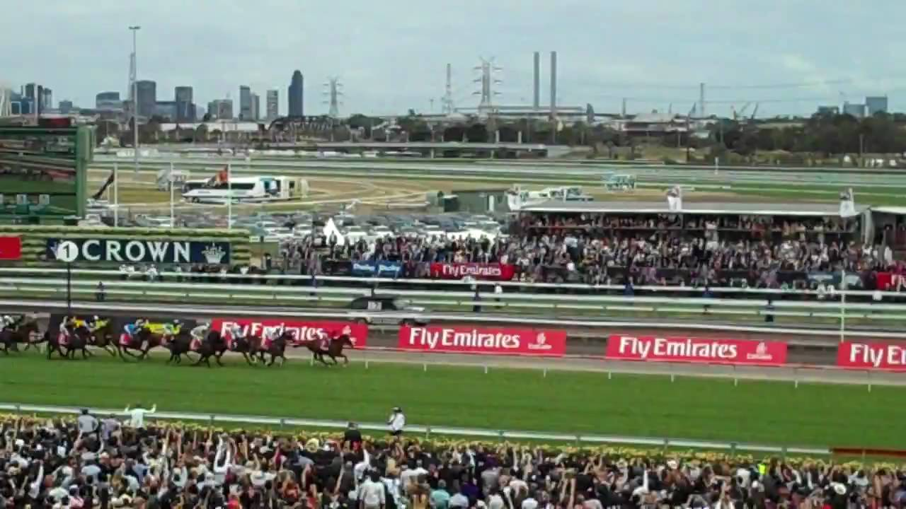 how to watch the melbourne cup online