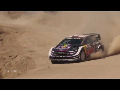 ProGrade Digital coverage of the 2018 Mexico WRC