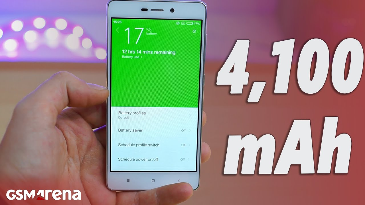 how to take out battery of redmi 3s