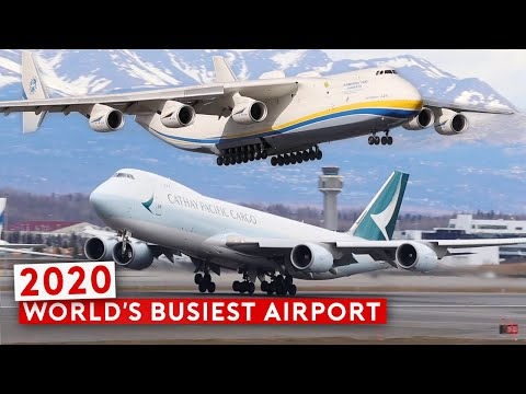 Which Airport is The Busiest in The World Right Now?