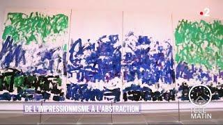 Expo - De l'impressionnisme à l'abstraction