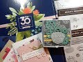 OnStage 2018 Goodies & Sneak Peek of Occasions 2019 Catalog Products