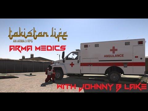 ARMA Medic: Lt Johnny B Lake