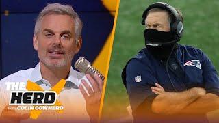 Tom Brady left New England, why can't Bill Belichick? Talks Dak in Dallas — Colin   NFL   THE HERD