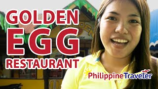 Golden Egg restaurant at Davao City review